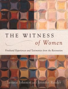 the-witness-of-women-firsthand-experiences-and-testimonies-from-the-restoration